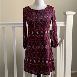 As u wish Nordstrom- boho dress- size Medium